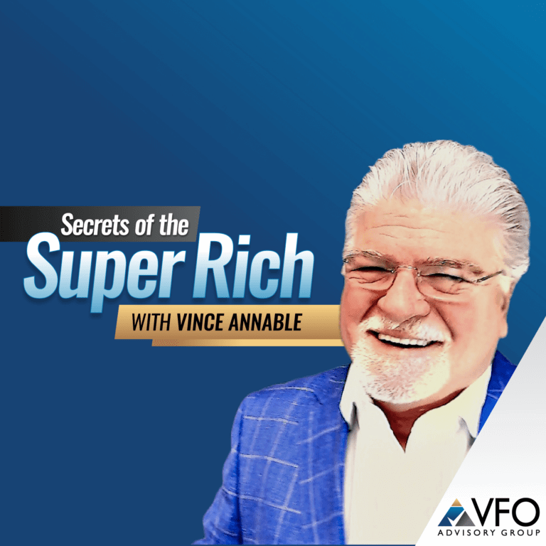 Secrets of the Super Rich With Vince Annable
